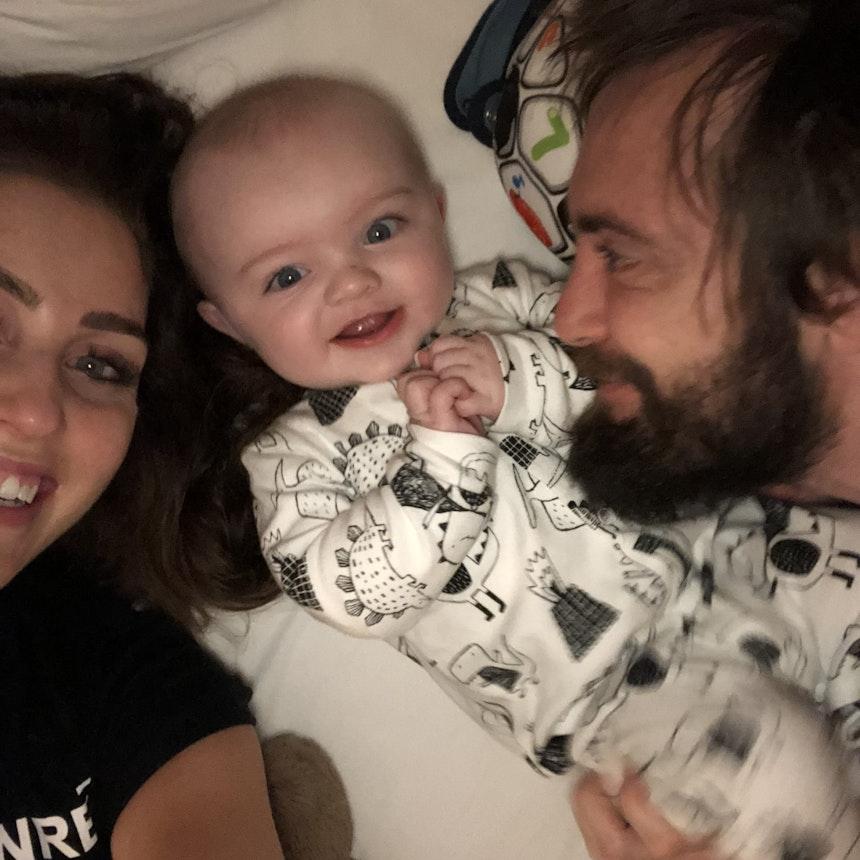 Tara Anderson family moments