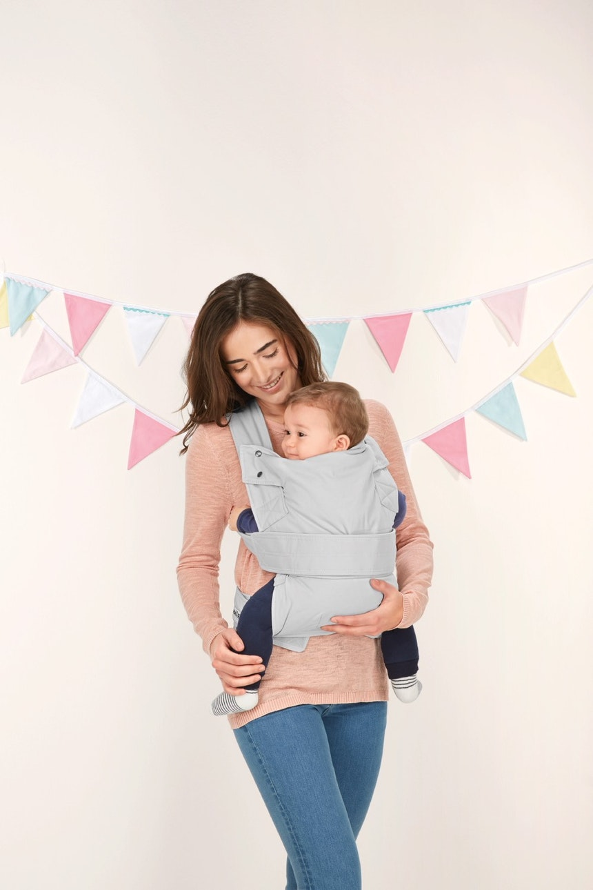 Baby Body Carrier- €19.99