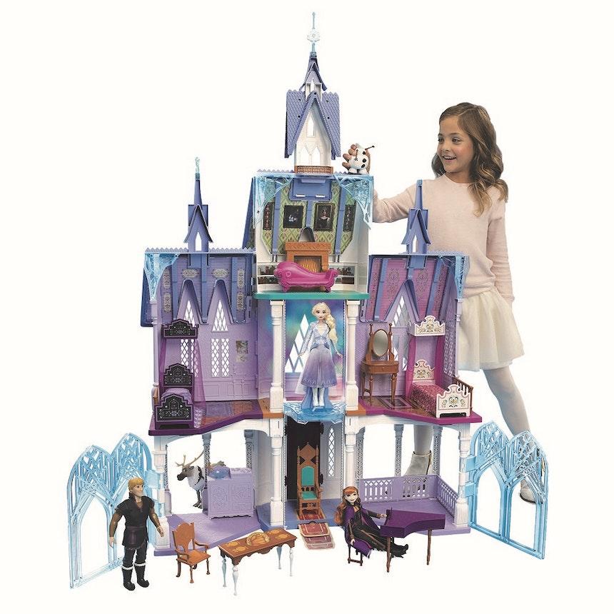 Frozen 2 Arendelle Castle