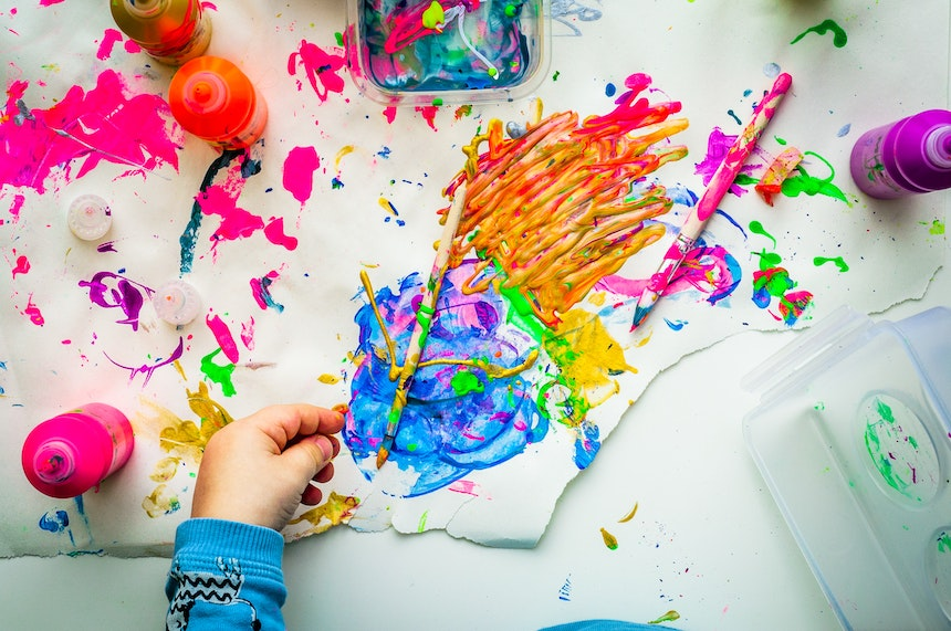 At-Home Activities For You And Your Toddler