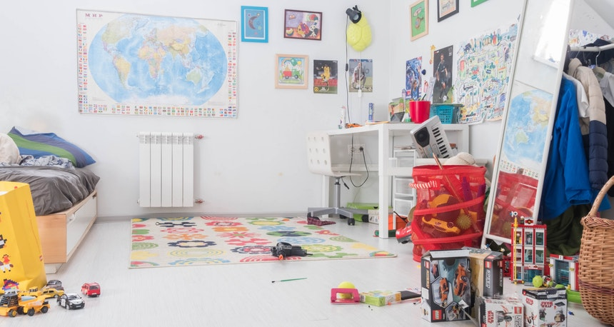 How To Get Your Kids To Keep Their Bedrooms Tidy