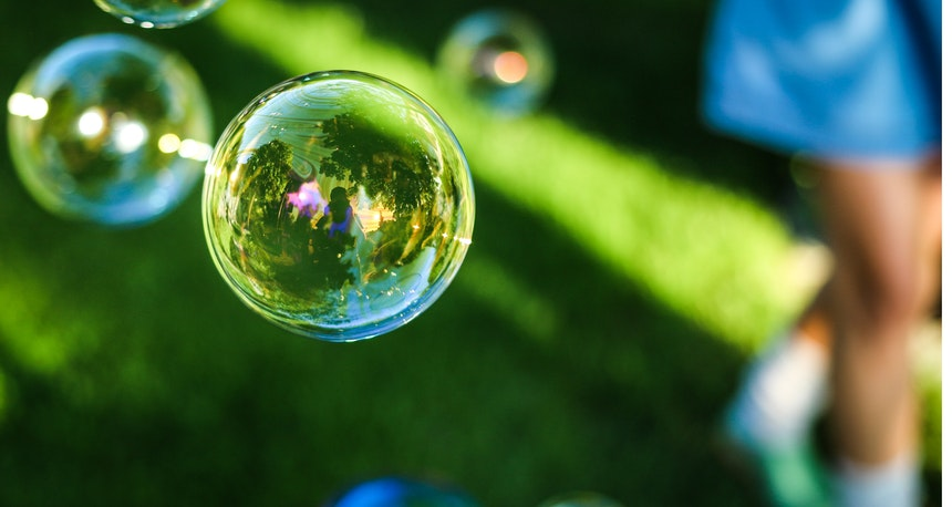 How Can Blowing Bubbles Promote Speech S