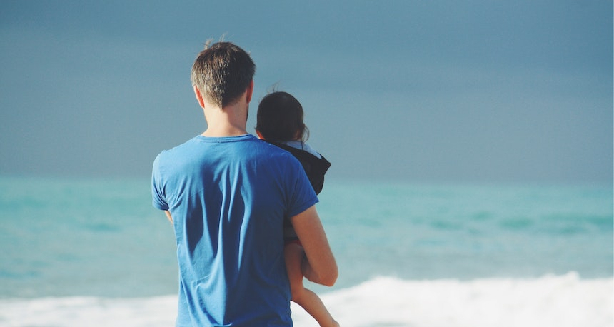 Why Dads Can Feel Sad And Lonely Too