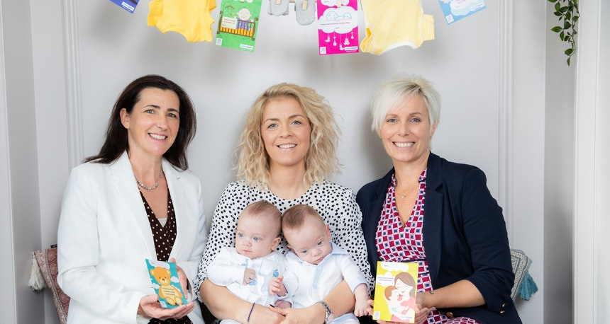 "The Irish Neonatal Health Alliance Supported by Waterwipes Launches Special ""Milestone Cards"" to Mark World Prematurity Day"