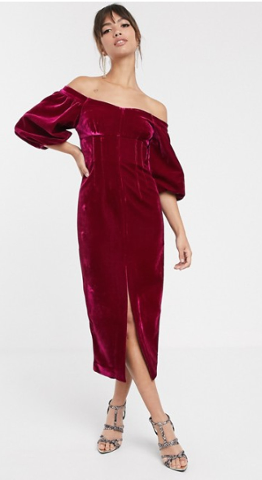Five Christmas Outfit Ideas For The Party Season