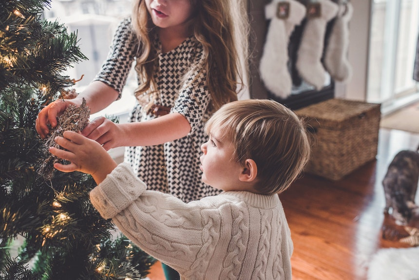 How To Enjoy The Festive Period With A Young Family